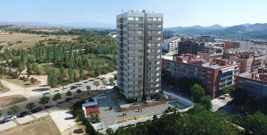 Obra Nueva Montcada i Reixac Barcelona 5