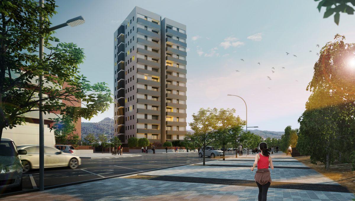 Obra Nueva Montcada i Reixac Barcelona 7