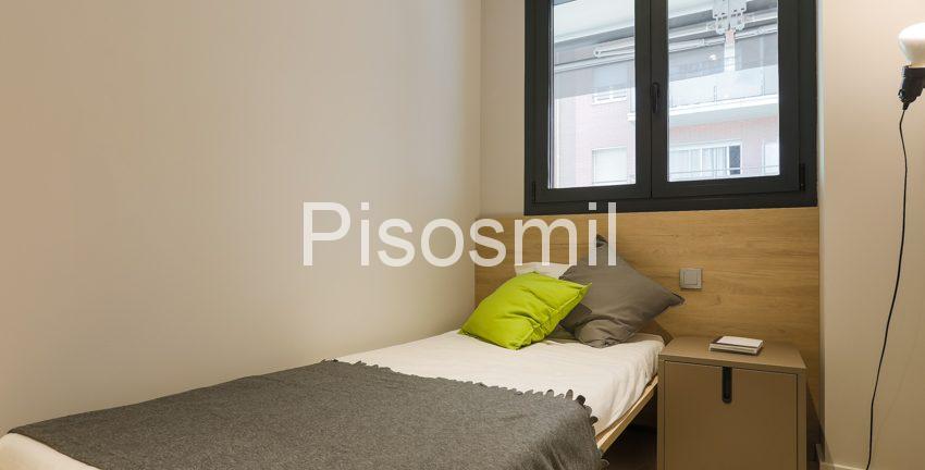 Obra Nueva Sants-Montjuïc Hostafrancs2 habitación cama