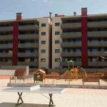 Obra Nueva Sant Boi fachada y zona comunitaria