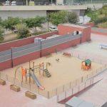 Obra Nueva Sant Boi vista y zona comunitaria