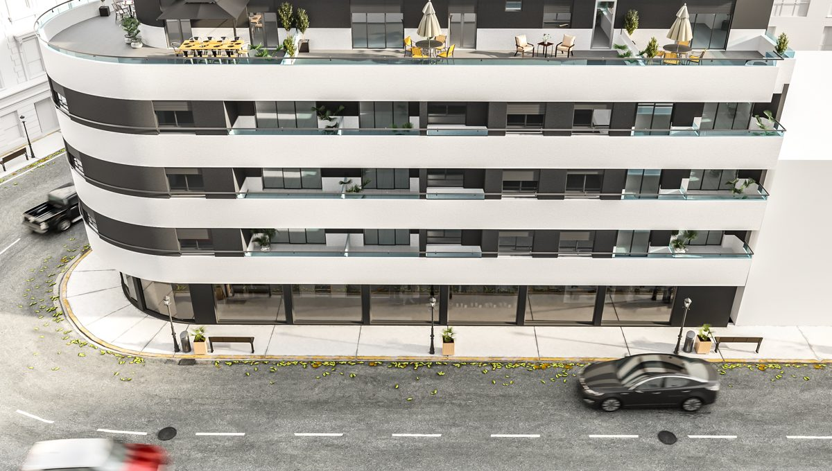 Obra Nueva El Vendrell Tarragona_fachada_3