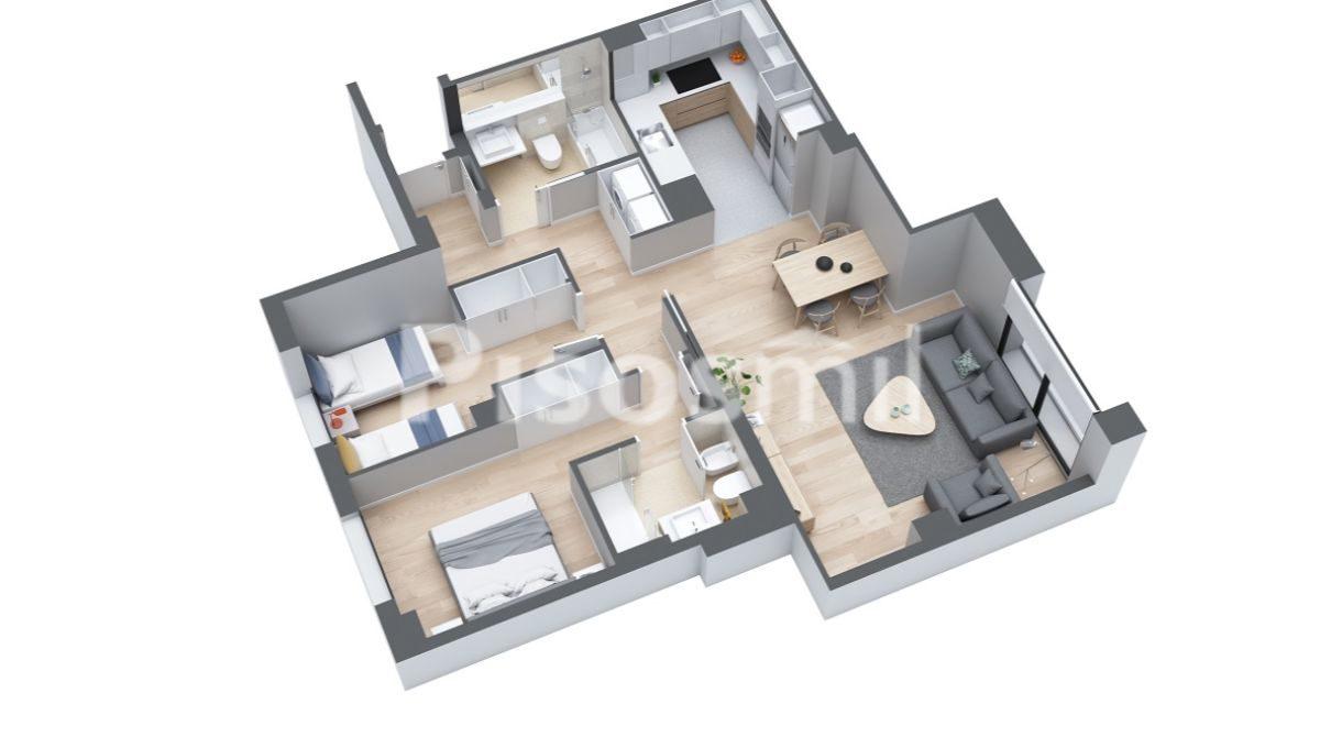 Obra Nueva Poblenou 2 habitaciones