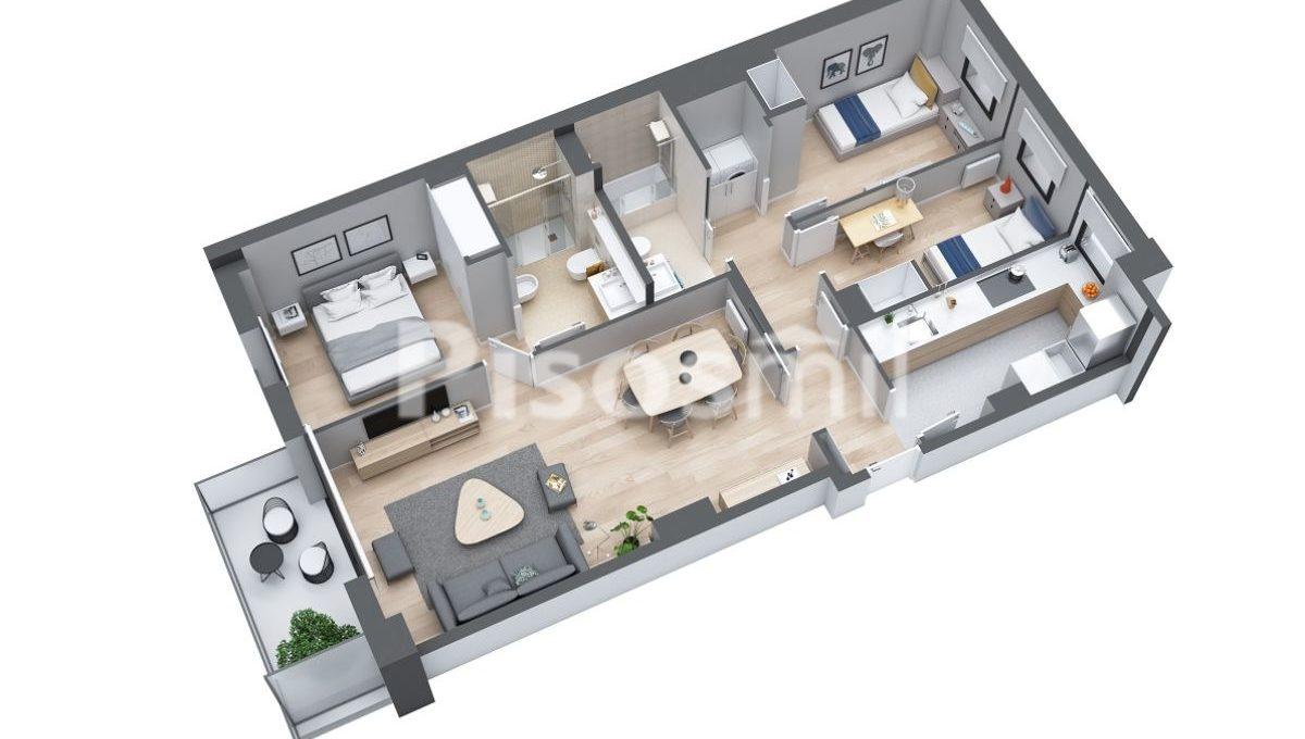 Obra Nueva Poblenou 3 habitaciones