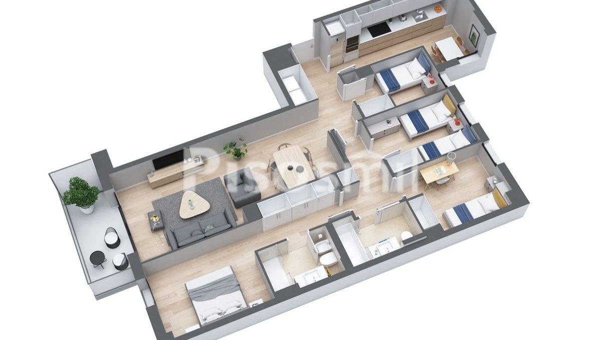 Obra Nueva Poblenou 4 habitaciones