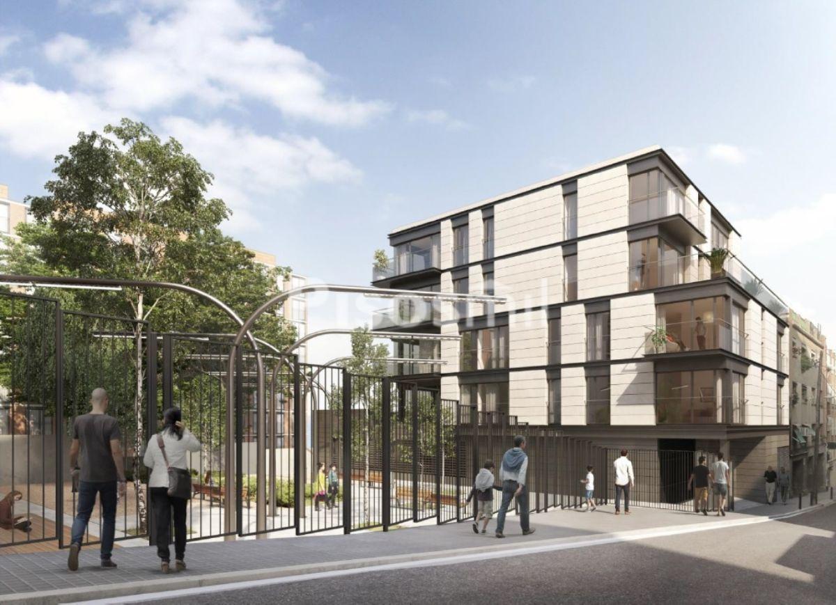 Obra Nueva en Venta en Barcelona Horta-Guinardó El Carmel