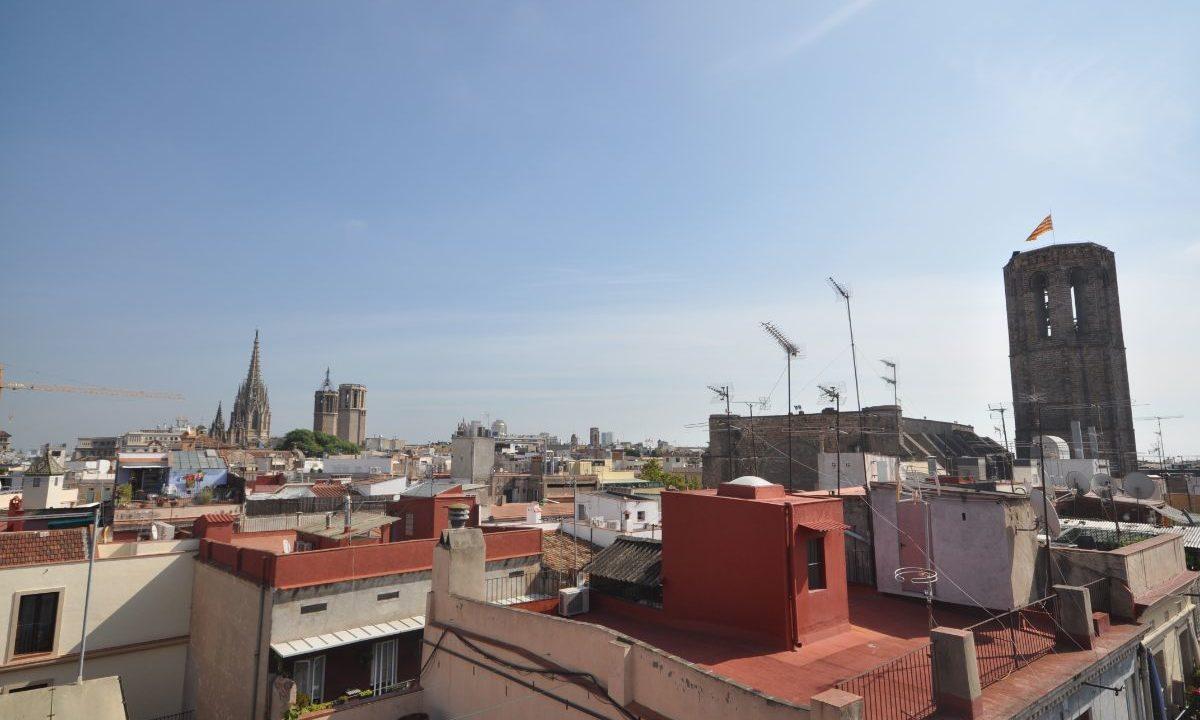 Obra Nueva Barcelona Ramblas 2