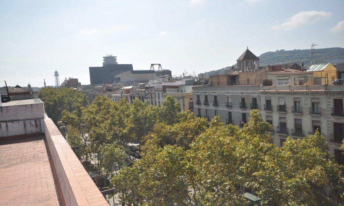 Obra Nueva Barcelona Ramblas 5