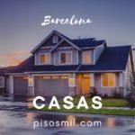Casas Barcelona