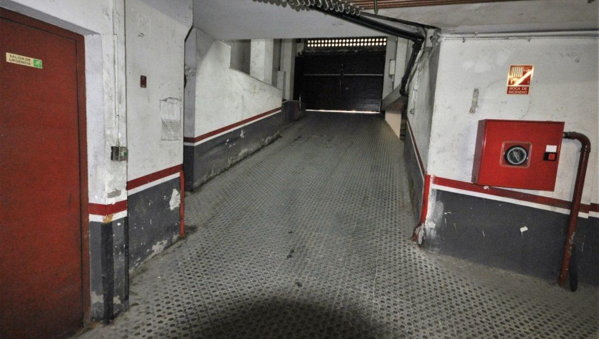 Alquiler garaje Barcelona Ciutat Vella 4
