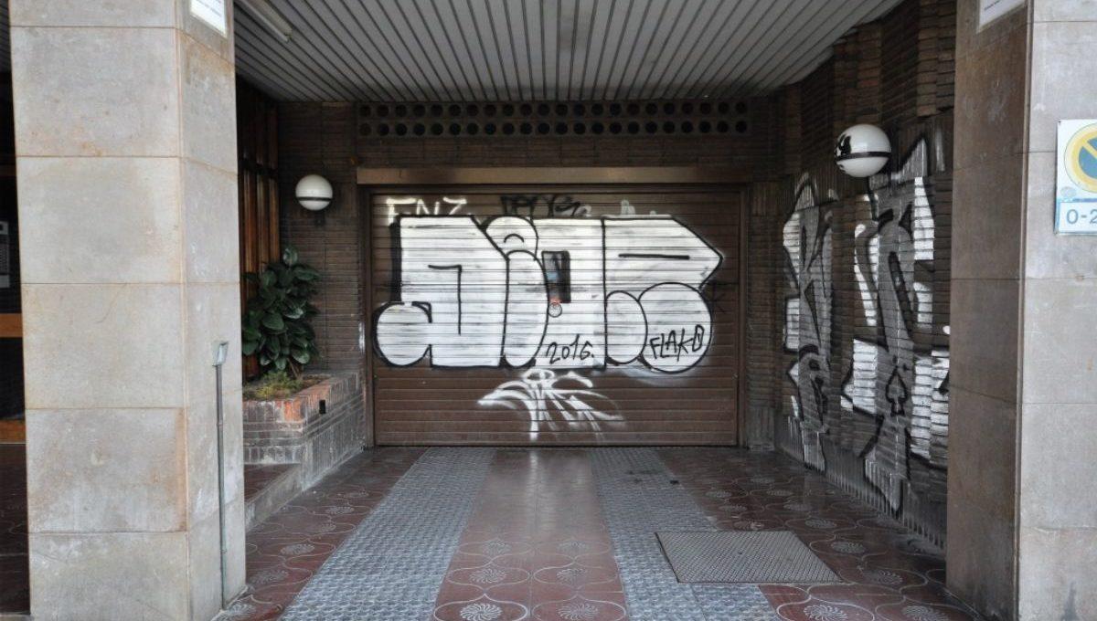 Alquiler garaje Barcelona Ciutat Vella 5