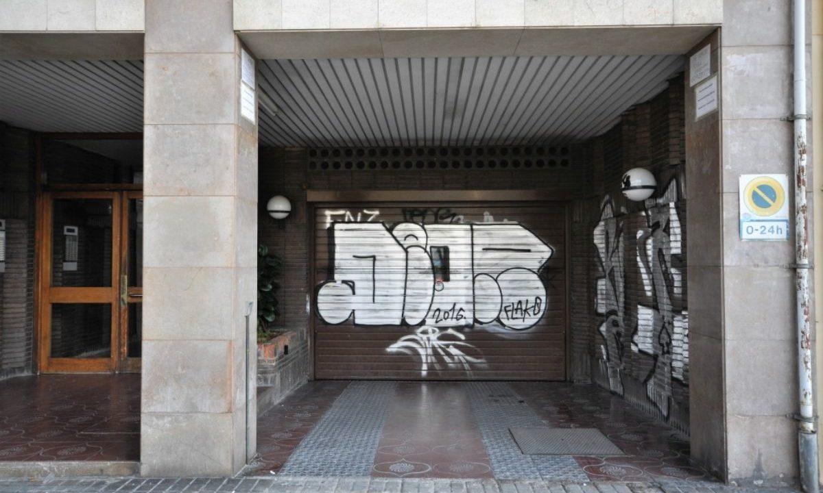 Alquiler garaje Barcelona Ciutat Vella 7
