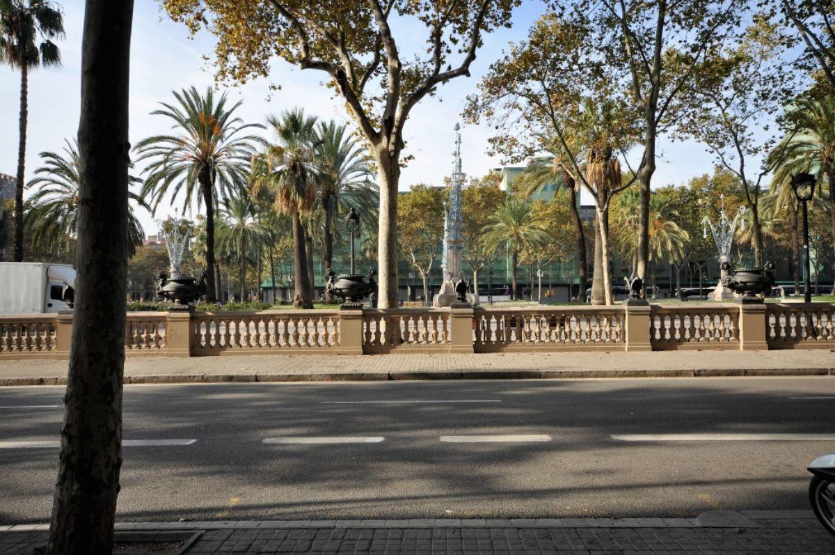 Garaje alquiler Barcelona Ciutat Vella