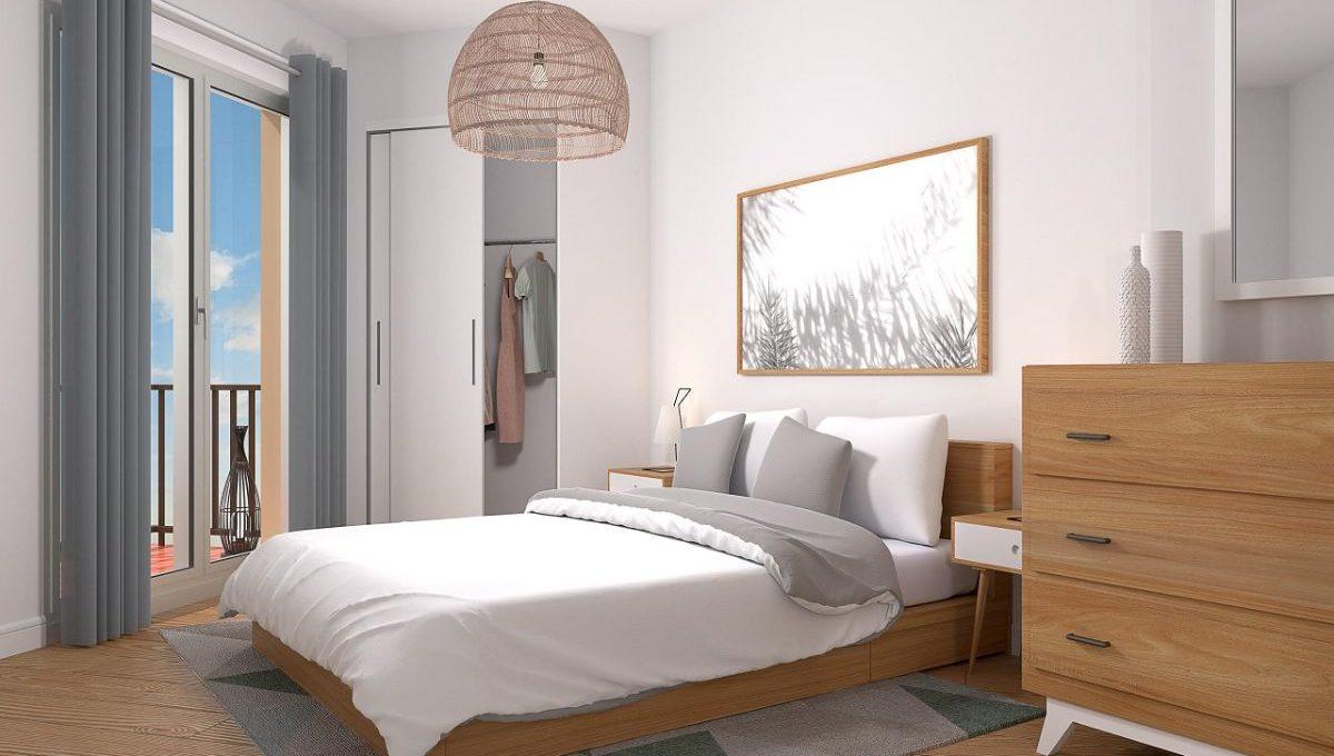 Dormitorio Obra Nueva Barcelona Eixample Dreta Sagrada Familia