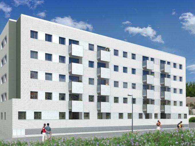 Edificio Obra Nueva Rubi_M