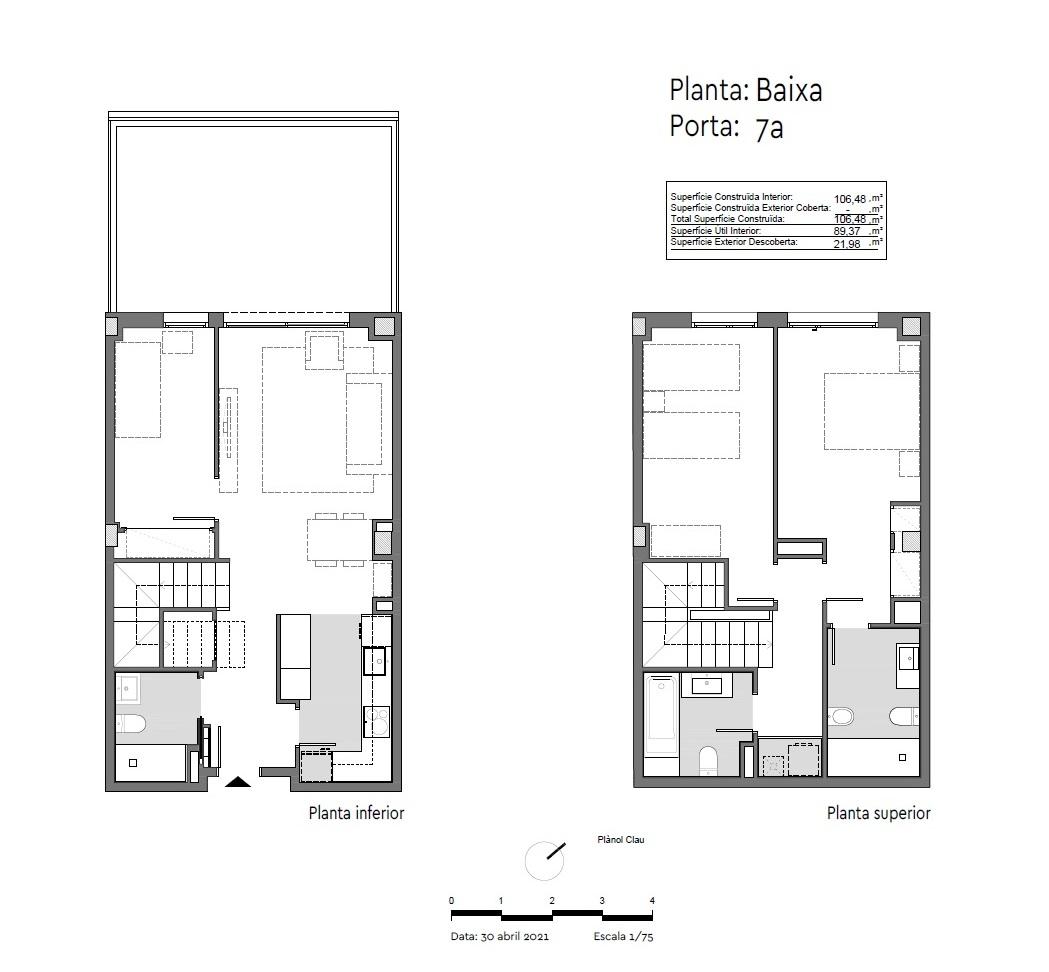 Planta Baja Dúplex 7