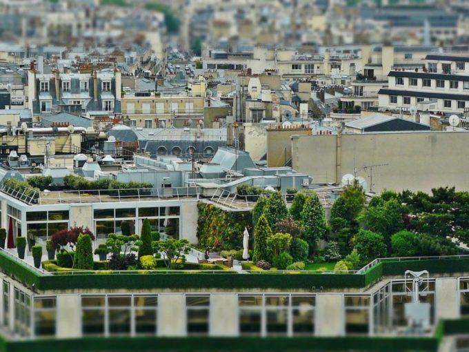Aticos con terraza Pisosmil