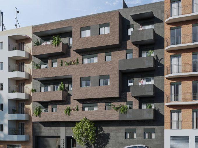 Obra Nueva Hospitalet de Llobregat