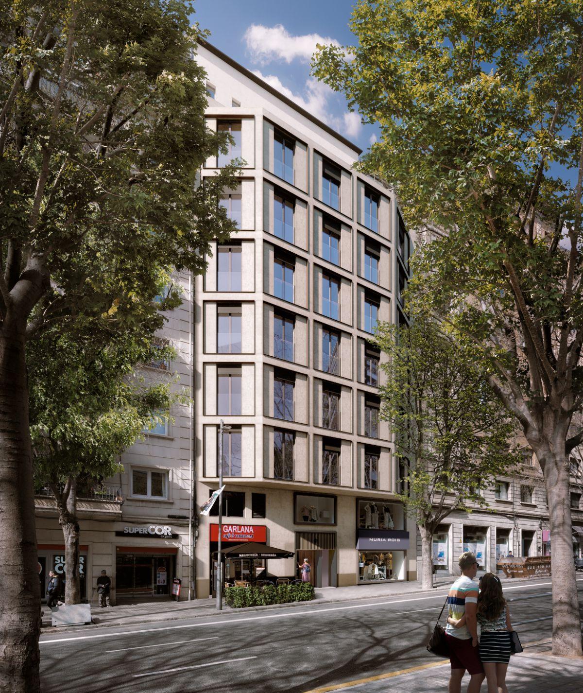 Obra Nueva en Venta en Barcelona Sarrià-Sant Gervasi Sarrià