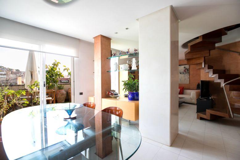 Atico duplex venta Barcelona El Putxet (11)