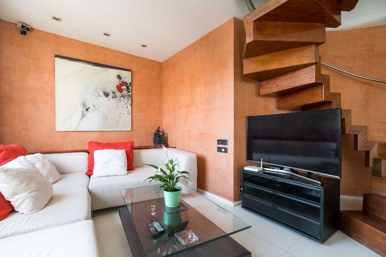 Atico duplex venta Barcelona El Putxet (15)