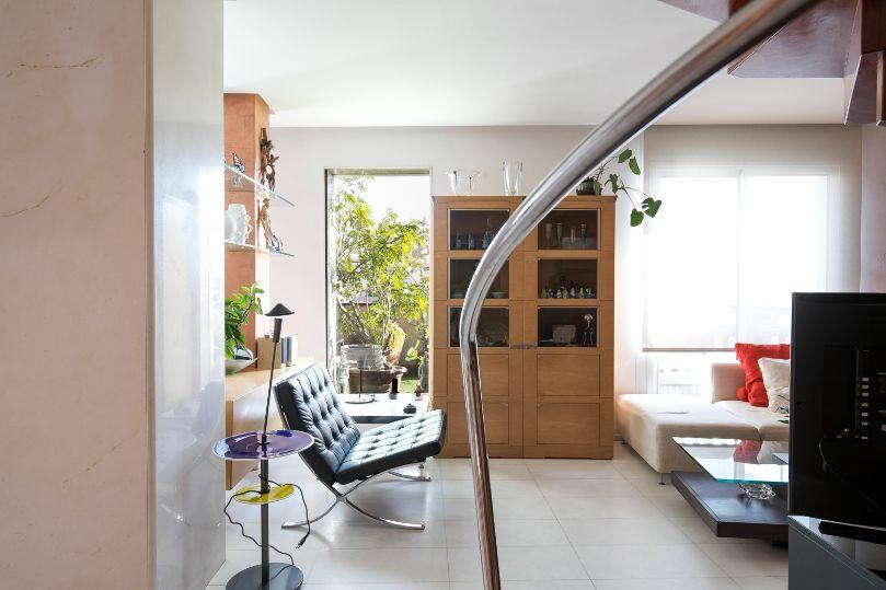 Atico duplex venta Barcelona El Putxet (24)