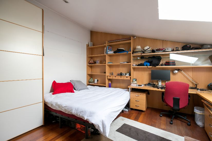 Atico duplex venta Barcelona El Putxet (34)