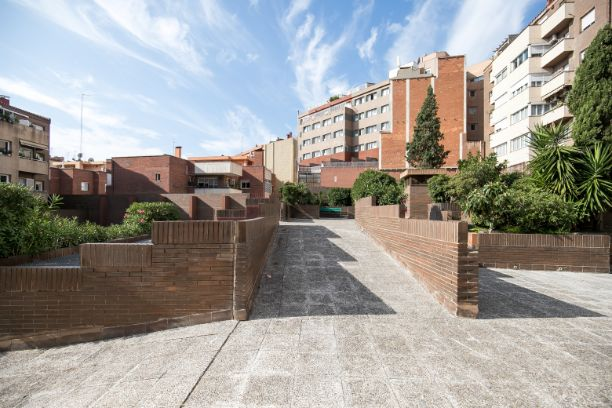 Atico duplex venta Barcelona El Putxet (37)