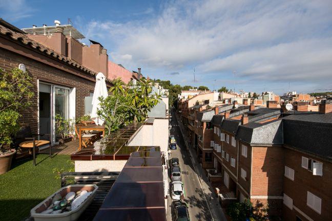 Atico duplex venta Barcelona El Putxet (7)