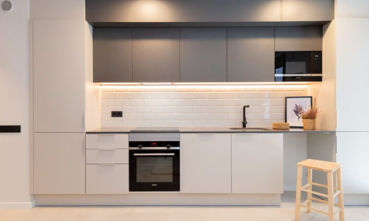 Obra Nueva Barcelona Galvany cocina