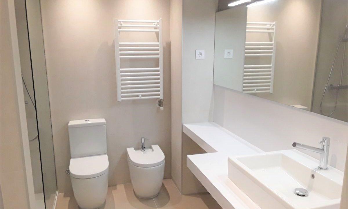 Obra Nueva Poblenou baño