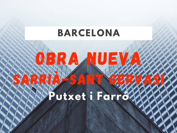 OBRA NUEVA Barcelona Putxet